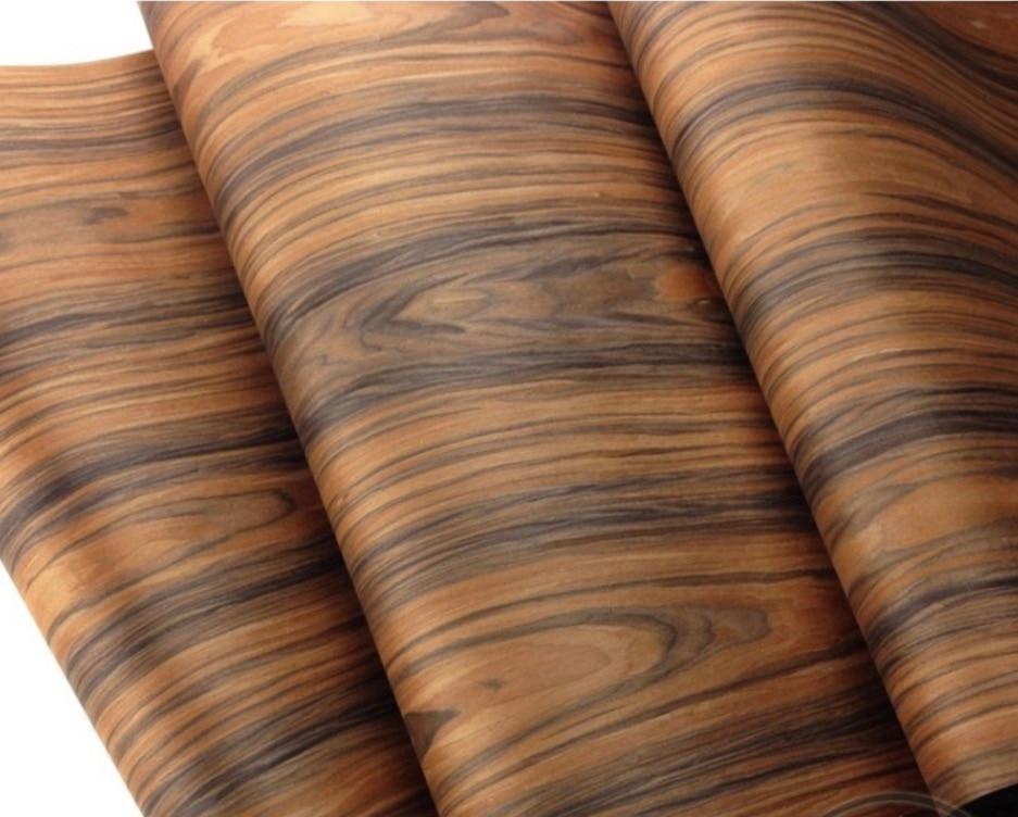 1Pieces L:2.5Meters Width:55cm Acid Twig Bark Wood Veneer Loudspeaker Shell Veneer Table Cabinet Decorative