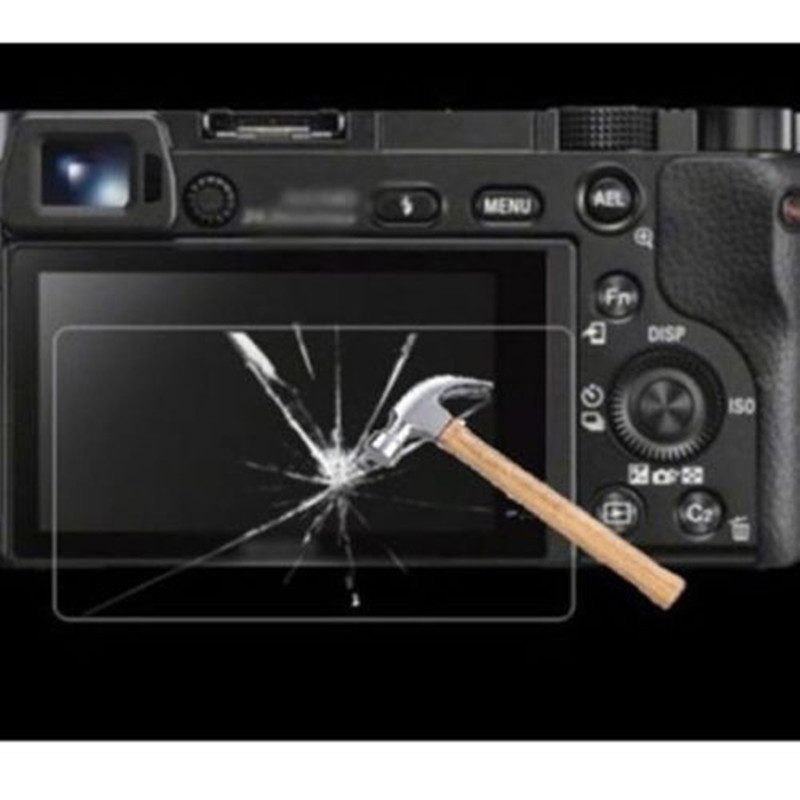2-Pack 9H Tempered Glass LCD Screen Protector for Pentax K-1  PENTAX K1 Digital Camera