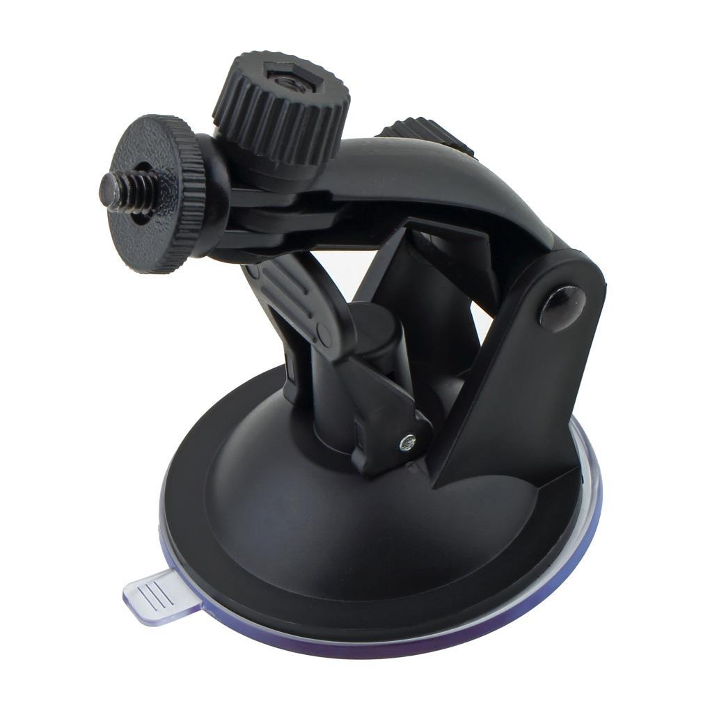 Professional Car Windshield Suction Cup Mount Holder Driving Recorder Bracket with Tripod Adapter for Gopro Hero 3 2 1 Camera 3 suction cup car adapter holder for gopro hero 3 3 2 1 sj4000