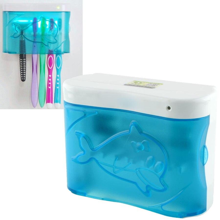 Дезинфекция зубных щёток из Китая
