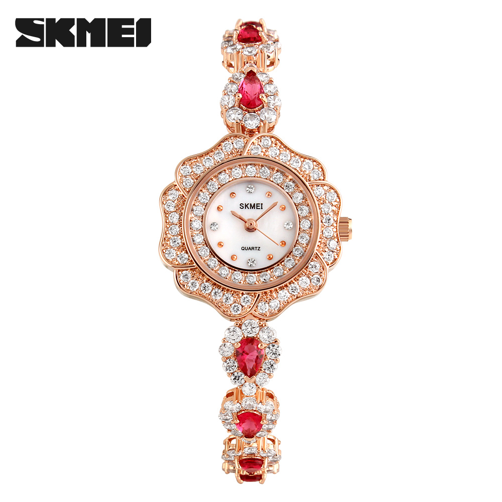 2016 Fashion Quartz Watch Women Wrist Watches Ladies Wristwatch Female Clock Quartz watch Relogio Feminino Montre