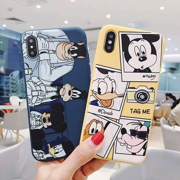check out 86d51 2ad5e Disney mobile phone case for huawei p10 p20 p20pro for huawei nova2s