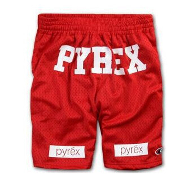 Bermuda Pyrex in Short Pants Men 2016 New Loose Pyrex Bermuda for Men Short Pyrex Casual Cotton Men Shorts 3 Colors
