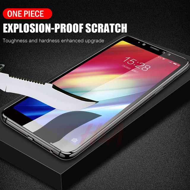 H&A 9D Tempered Glass For Samsung Galaxy J4 Plus J6 J8 A6 A8 A7 2018 Screen Protector A5 A3 A7 2017 Protective Glass Film 1