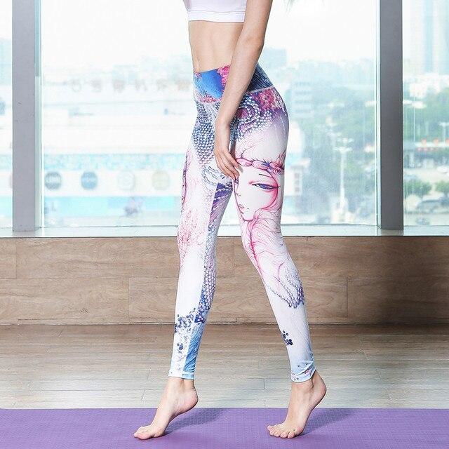 29b2e1d03ae14 Aliexpress.com : Buy Yoga Pants Sports 2017 Sexy Tall waist .