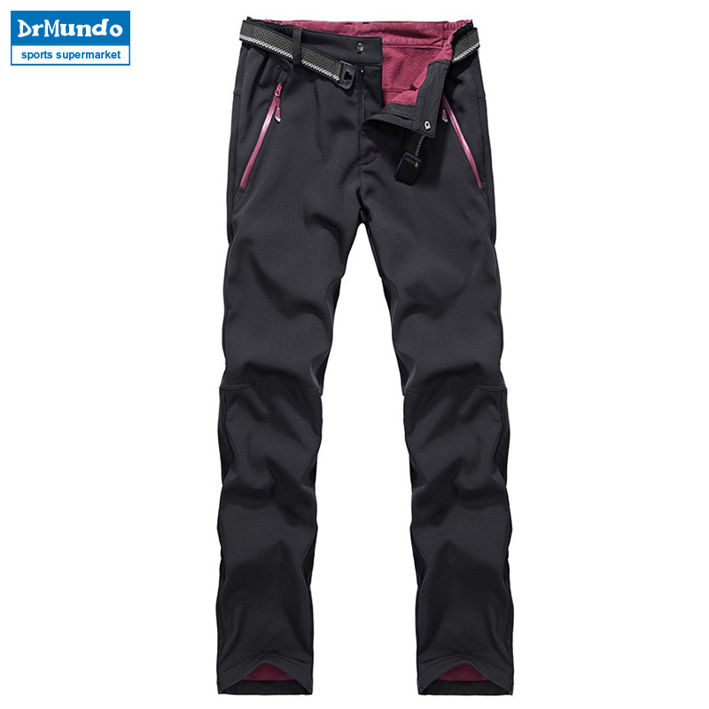 Winter ski pants men waterproof soft shell fleece pant thicken outdoor thermal fleece snowboard trousers men skiing snow pants rax 2015 thermal fleece hiking pants for men women winter outdoor sports warm fleece trousers fleece camping pants 54 4f089
