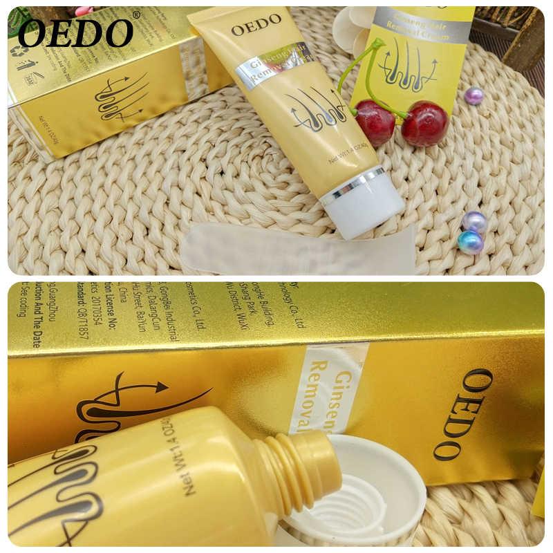 Ginseng Tubuh Rambut Removal Cream untuk Pria dan Wanita Tangan Kaki Rambut Rontok Depilatory Cream Penghapusan Ketiak Perawatan Rambut Depilatory cream