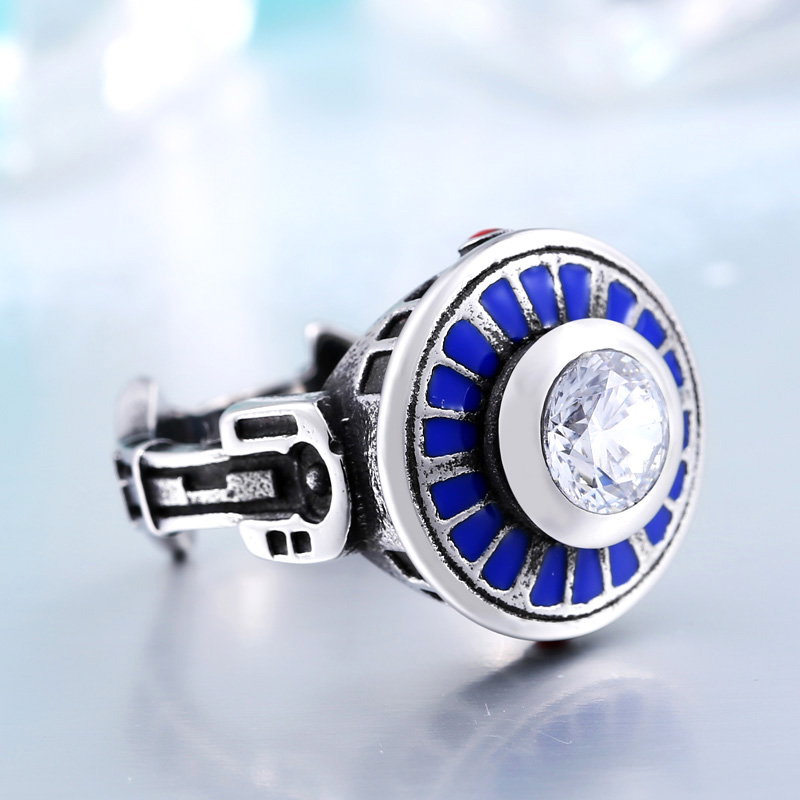 NEW Man Star Wars Fighter ring Factory Price 316L Stainless