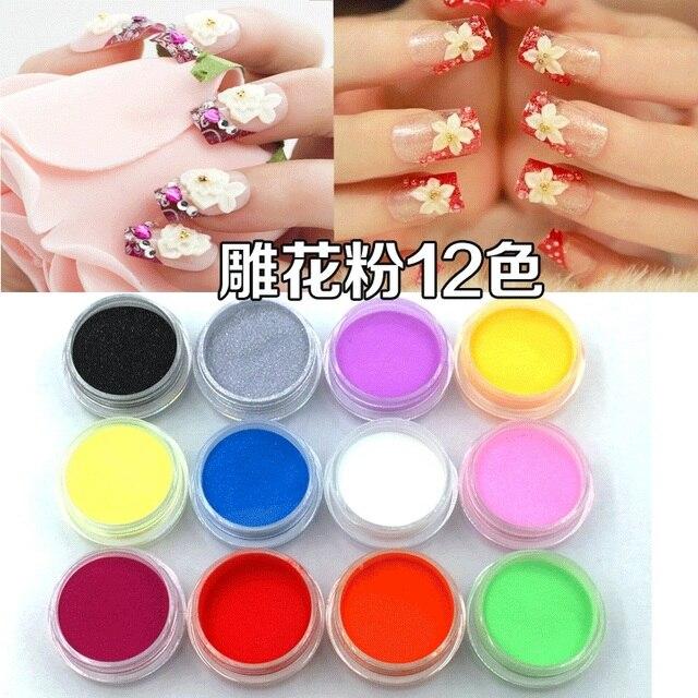 Aliexpress Buy Nail Decoration Acrylic Powder Used With Uv Gel