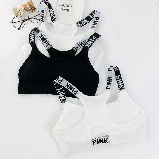 Push Up Women Bra Fitness Women Bralette Top Black Padded soutien gorge Brassiere Bra Top Bralette bh sujetador deportivo