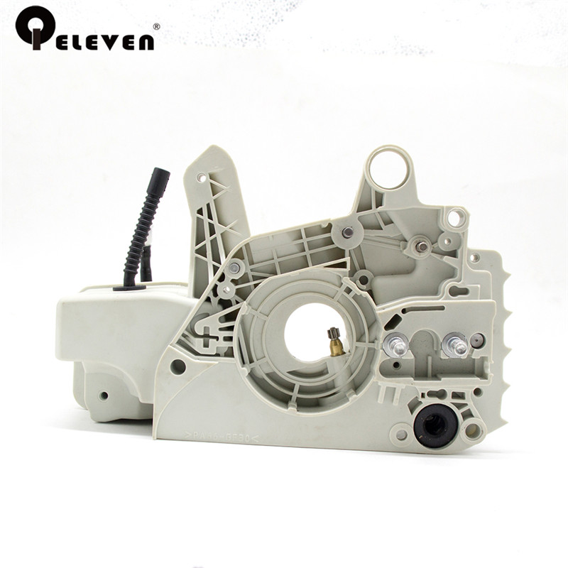 Qeleven Chainsaw Oil Fuel Tank Assembly Crankcase Engine Housing Kit Fit For Ms 210 Ms 230 Ms 250 Chain Saw Garden Tool Parts женские пуховики куртки china s famous brand ms slim fit ms s xxxl
