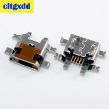 cltgxdd micro USB charging connector socket for Sony M2 S50H S50T D2303 D2305 D2306 mobile phone tail plug interface