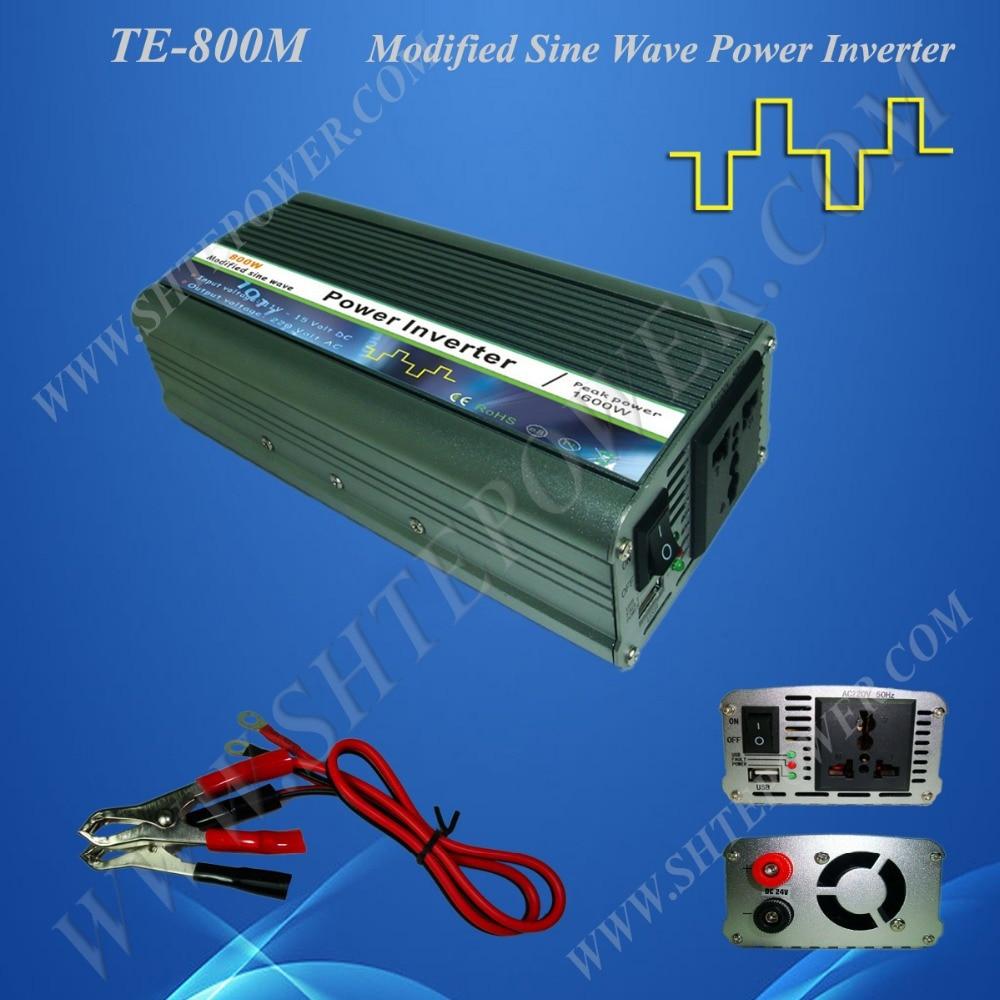 dc to ac power inverter 800w 12v home inverter dc 12v to ac 120v inverter