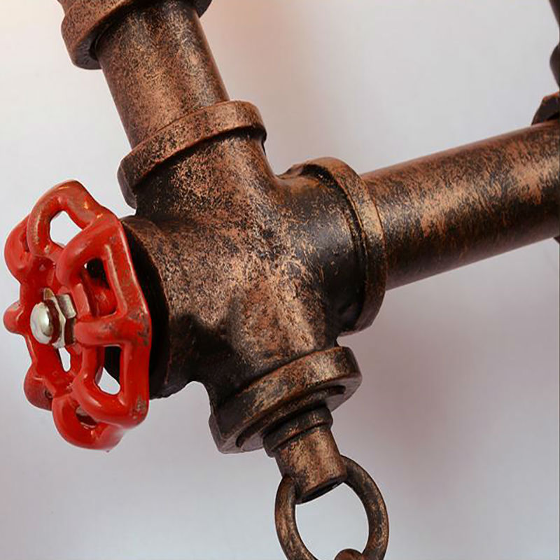 Water Pipe Wall Lamps 19