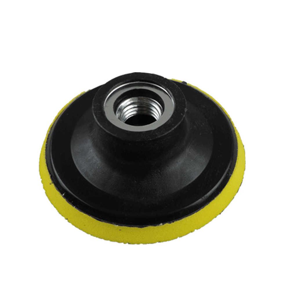 Автомобильный полировщик капота Dia.80, 100125150180 мм угловой шлифовальный круг шлифовальный бумажный диск для авто полировальный станок инструмент