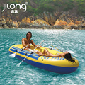 Jilong inflatable boat beach water inflatable kayak rubber boat for 4 people  305X136X42CM
