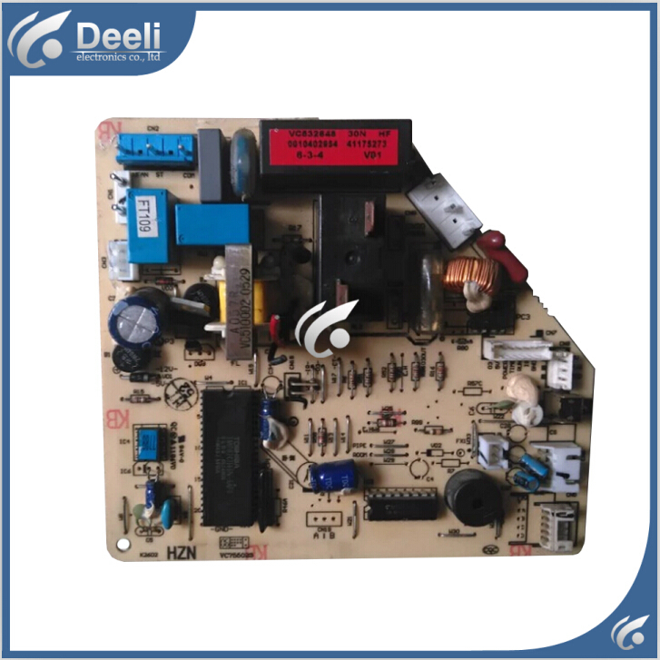 95% new good working for Haier air conditioning computer board KFR-32GW/Z KFR-35GW/Z5 0010402954 on sale 95% new for haier refrigerator computer board circuit board bcd 198k 0064000619 driver board good working