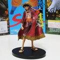 Аниме One Piece Обезьяна D Луффи 15-е Издание VO1.3 ПВХ Фигурку Коллекционная Игрушка 16 СМ F60
