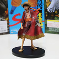 Anime One Piece Monkey D Luffy VO1.3 15.a Edição PVC Action Figure Toy Collectible 16 CM F60