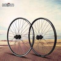 26 Inch 32 Hole V Brake Disc Brakes Dual Wheel Bearing Hubs MTB Mountain Bikes Bicycles