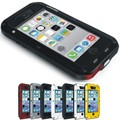 Aluminum Waterproof Case Cover For Apple Iphone 5C Shockproof Dirtproof Hight Quality Metal