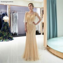 Forevergracedress Luxury Handmade Prom Dresses 2019 Mermaid