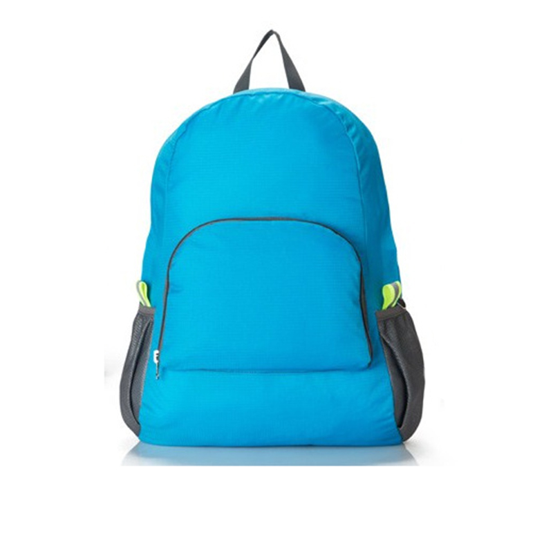 Lightweight Foldable Waterproof Nylon Women Men Children Skin Pack Backpack Travel Outdoor Sports Camping Hiking Bag Rucksack