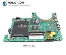 NOKOTION для Acer Aspire 6935 6935G материнская плата ноутбука PM45 DDR3 MBATN0B002 Мб. ATN0B. 002 основная плата бесплатная ЦП