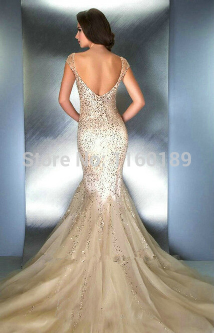 Find Prom Dresses Cream Usa Party Dress Under Trumpet /Mermaid ...