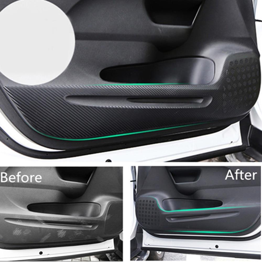 Cojín de la etiqueta engomada de la puerta del coche para Honda CRV - Accesorios de interior de coche - foto 4