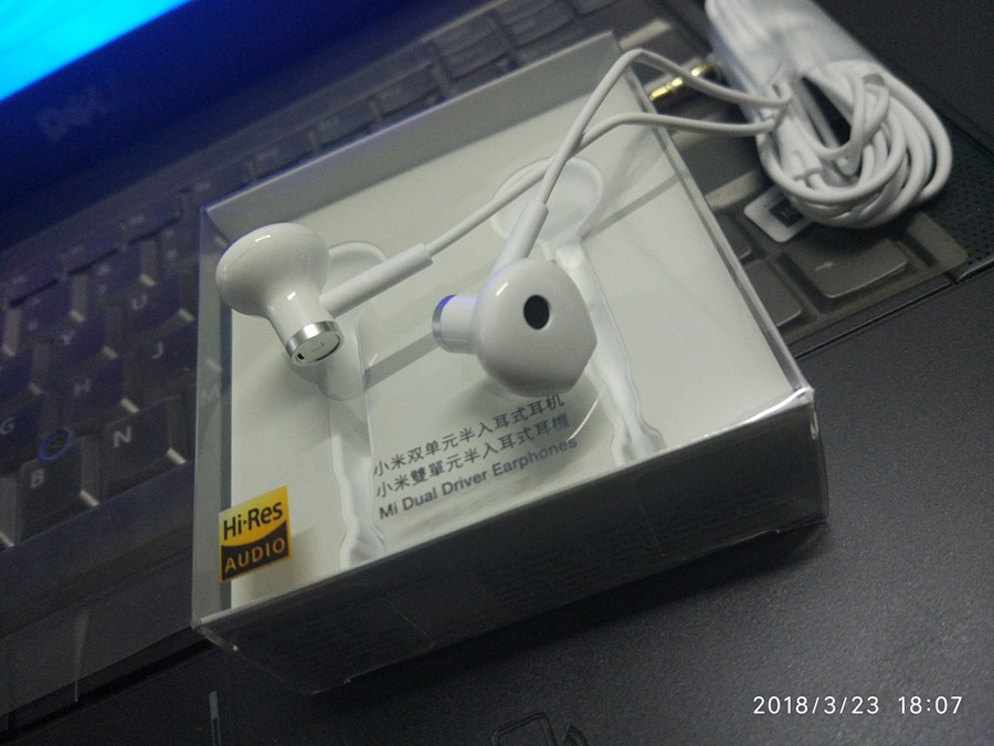 Xiaomi Dynamic Ceramic Speaker Dual Driver Earphone (26)