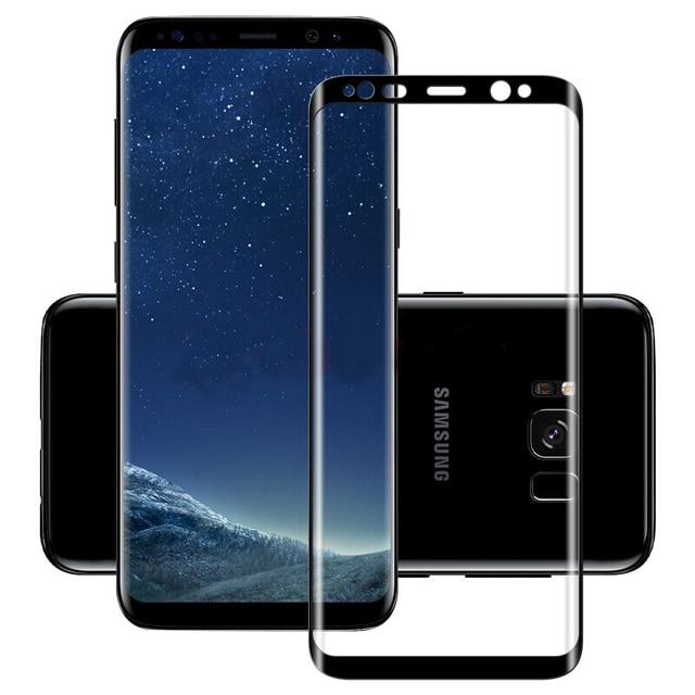 Для Samsung Galaxy Note 8 Note8 защитная пленка полный охват закаленное Стекло для Samsung Galaxy S8 S8 плюс Экран протектор