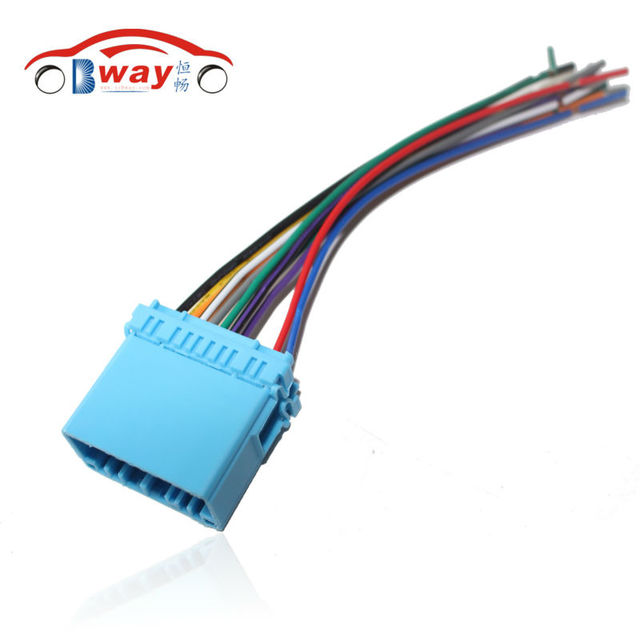 special wiring harness for suzuki grand vitara swift ,chevrolet epica iso female harness car radio power adaptor power cable in gps accessories from suzuki vitara 2014 suzuki grand vitara wiring harness #10