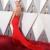 88ª sesión Oscar Premios de la Academia 2016 Charlize Theron Celebrity Vestidos con Escote En V Profundo de La Sirena Vestido de la Alfombra Roja para el Partido