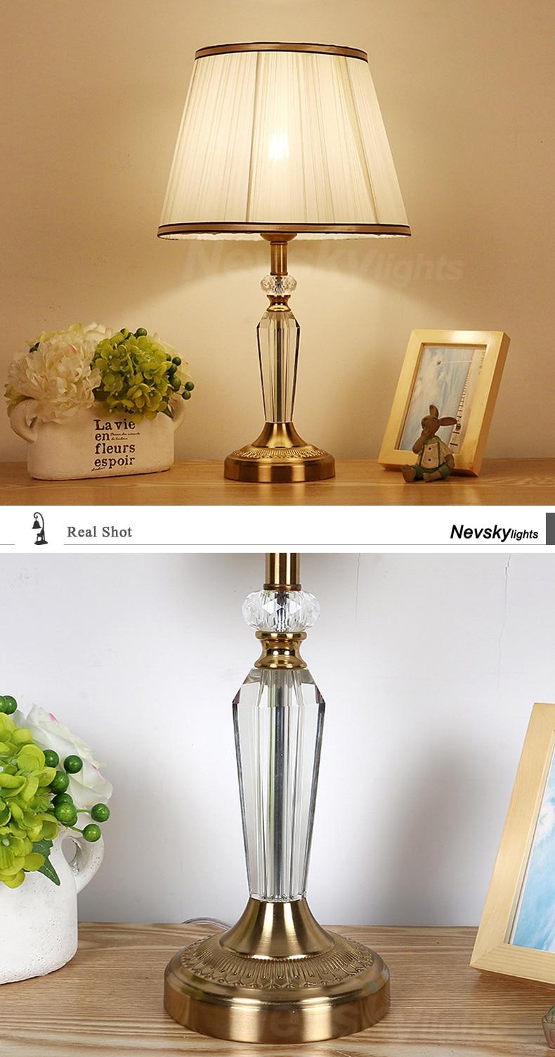 estudo decoração luzes de mesa lâmpada moderna decoração para casa cama luz
