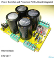 Protection and Rectifier  PCBA Board Combined Suite Original  Relay HIFI Audio DIY Free Shipping