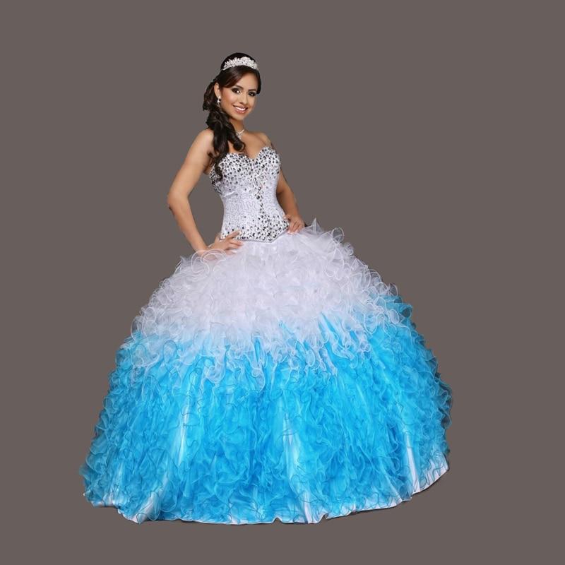 Aliexpress.com : Buy Coral Quinceanera Dresses Beaded Masquerade ...