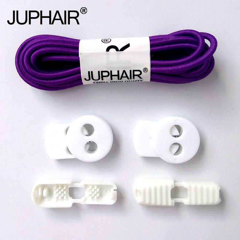 JIP 50 pairs Fashion Locking no Tie Lazy ShoeLaces Sneakers Elastic Shoelaces Children Safe Elastic Shoes White Shoelaces Buckle danfoss шаровой кран jip ff фланцевый ду 15
