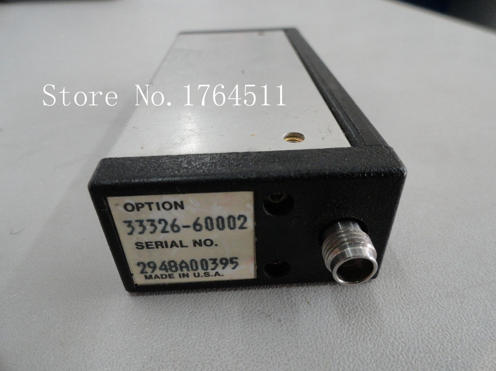 [BELLA] Original33326-60002 Programmable Step Attenuator DC-40GHZ 90dB