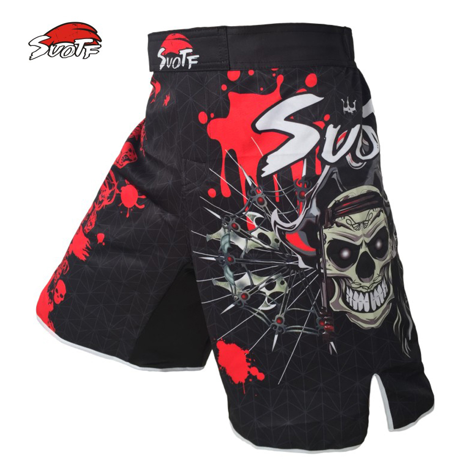 Fitness & Body Building Boxing Mma Training Gym Fierce Sparring Breathable Protection Muay Thai Boxing Shorts Fight Kickboxing Cheap Mma Short Pretorian Shorts New Varieties Are Introduced One After Another