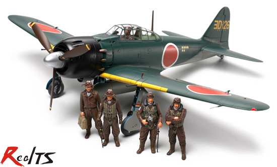 цена на RealTS TAMIYA MODEL 1/48 SCALE military models #61103 MITSUBISHI A6M5/5a ZERO FIGHTER (ZEKE)