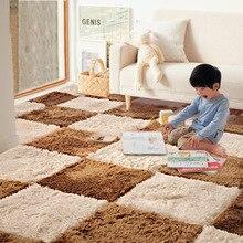 3535 CM Teppiche Wohnzimmer Schlafzimmer Kinder Kids Soft Patchwork Teppich Magie Jigsaw Splice Puzzle