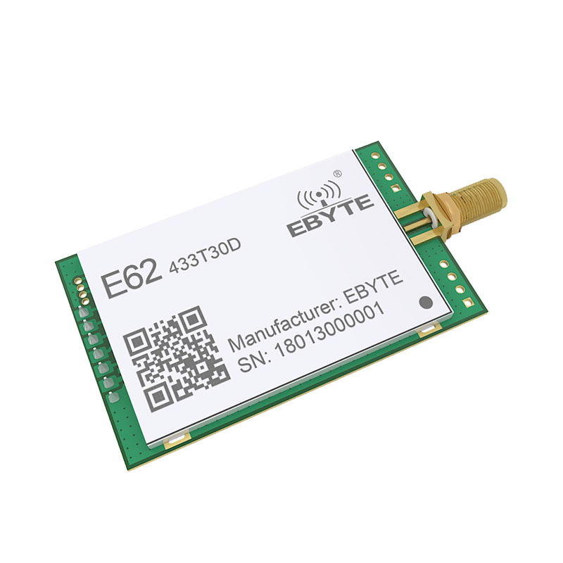 Image 2 - 1W Full Duplex TCXO 433MHz rf Module ebyte E62 433T30D Long Range Wireless Transceiver iot Transmitter and Receiver-in Fixed Wireless Terminals from Cellphones & Telecommunications