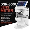 Medidor de lente automático lensometer Digital dsr3000medidor de lente óptico automático de 7 pulgadas pantalla táctil UV PD impresión
