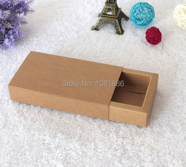 Aliexpress Com Buy 1 24 Joy Diy Small Gift Boxes For Packaging Kraft Paper Drawer Boxes Inside Size 8 5 3 6 3 5cm From Reliable Box For Suppliers