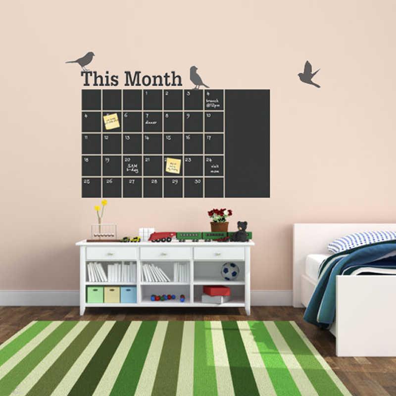 detail feedback questions about new 2018 diy vinyl chalkboard wall