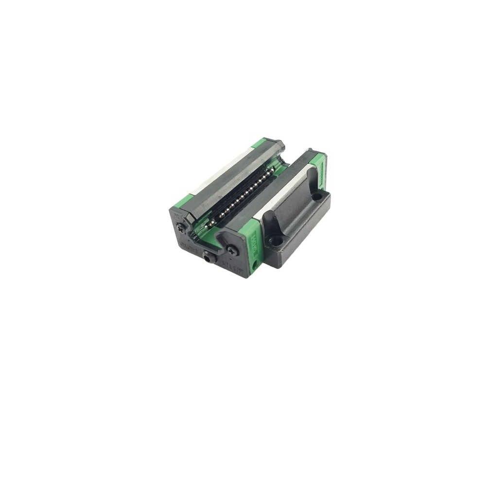 3D طباعة أجزاء CNC راوتر الخطي دليل خطي السكك الحديدية انزلاق 1 قطعة HGW25HA HGH30CA HGH30HA كتلة HGW30CA HGW30HA النقل HGR القضبان