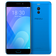 "Original Meizu M6 Note 3GB 16GB/32GB 4G LTE Snapdragon 625 Octa Core 5.5"" FHD 1920X1080P 4000mAh Battery Cell Phone Fingerprint"