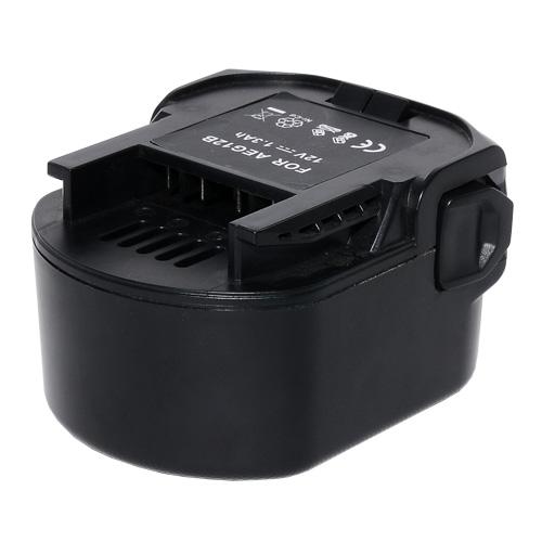 Prix pour Batterie d'outils électriques, AEG 12VB, 1500 mAh Ni CD, B1214G, B1215R, B1220R, M1230R, BS12G, BS12X, BSB12G, BSB12STX, BSS12RW