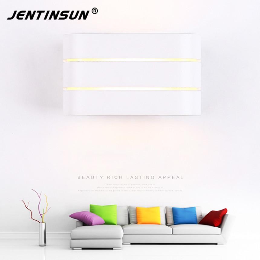 Fashion 3W Warm White Modern LED Wall Light Creative Shape Fashion Design Wall Lamp Lights Fixtures for Home Decoration